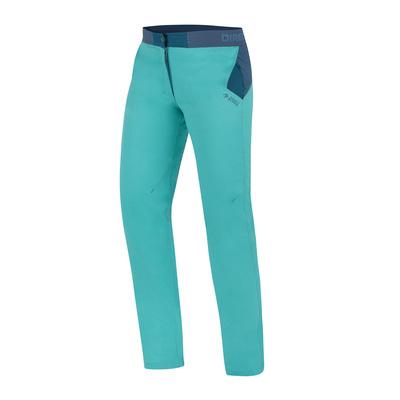 Spodnie Direct Alpine Zambana Lady mentol/petrol