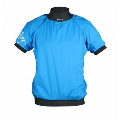 Kurtka wodna Hiko ZEPHYR z krótkim rękawem niebieska, Hiko sport