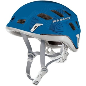 wspinaszkowy kask Mammut Rock Rider 52-57cm szary / niebieski, Mammut